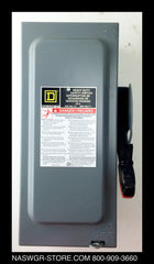 H361 ~ Square D H361 Safety Switch ~ 30 Amp