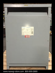 752-F35-MOD.5 ~ Challenger 752-F35-MOD.5 Power Master Dry Type Distribution Transformer