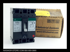 TED136050 ~ GE TED136050 Circuit Breaker 40 Amp ~ Unused Surplus