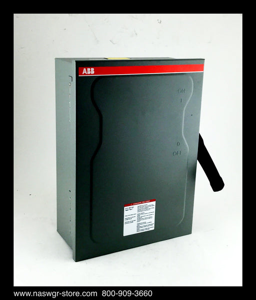 ABB EOH361K Switch ~ 30 Amp