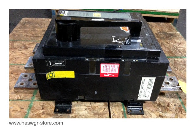 PAF361600DC1286 , Square D PAF361600DC1286 Circuit Breaker , Series 4 , Aux. Switch , 2000 Amp with 1600 Amp trip unit , PN: PAF361600DC1286