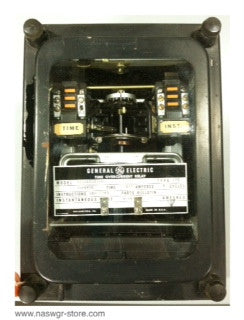 12IAC66B4A , GE Time Overcurrent Relay , Type: IAC , PN: 12IAC66B4A