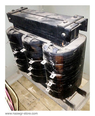 15-170-252-145 , Utility Transformer & Equipment Co. 15-170-252-145 Starting Reactor , H.P 1000 , 3 Phase , Max. full load Amps 125 , 4160 Volts , 60 Cycles , Serial Number: A-3896-1 , PN: 15-170-252-145