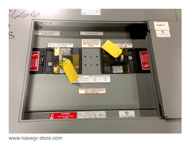 GE SGHA36AT0400 SCP Plus Distribution Panel