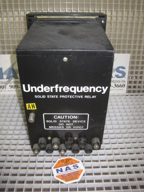 Basler Electric BE1-81 Underfrequency Relay