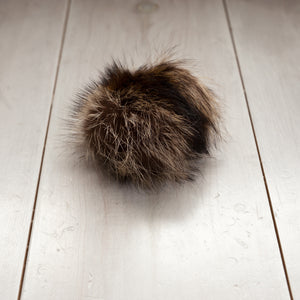 WILDCAT Upcycled Fur Pom
