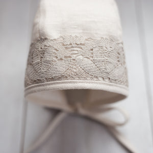 Linen Lace Trim Add-On