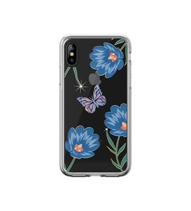 Blossom Crystal Case for iPhone X/XR/XS/XS Max