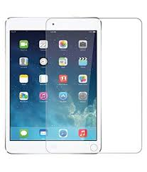 "Apple iPad 9.7"" - Full Screen Curve Version - Clear Tempered Glass"