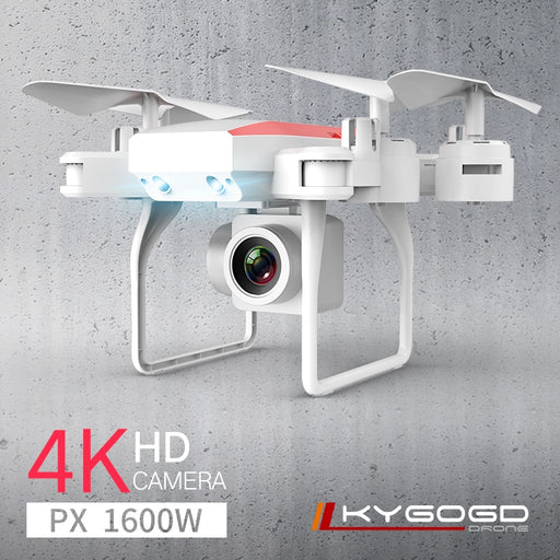 KY606D RC Drone 4K Camera Four-axis Quadcopter Helicopter