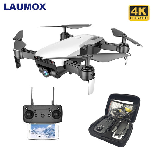 LAUMOX RC Drone 4K Camera Quadcopter Helicopter