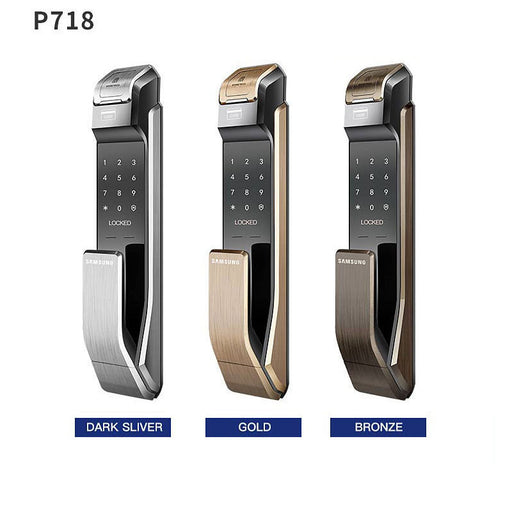 Samsung SHS-P718 Fingerprint Digital Door Lock