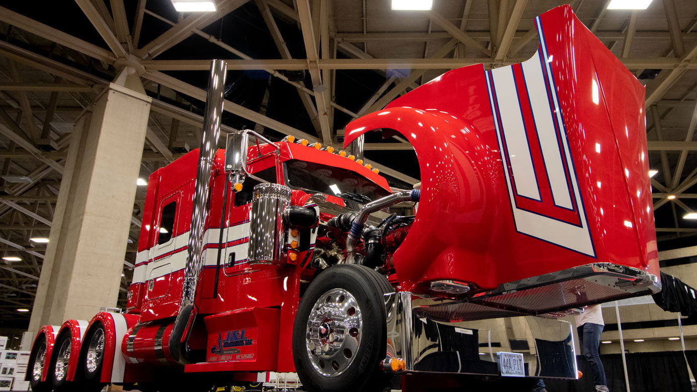 Great American Trucking Show - August 22-24: Dallas, TX