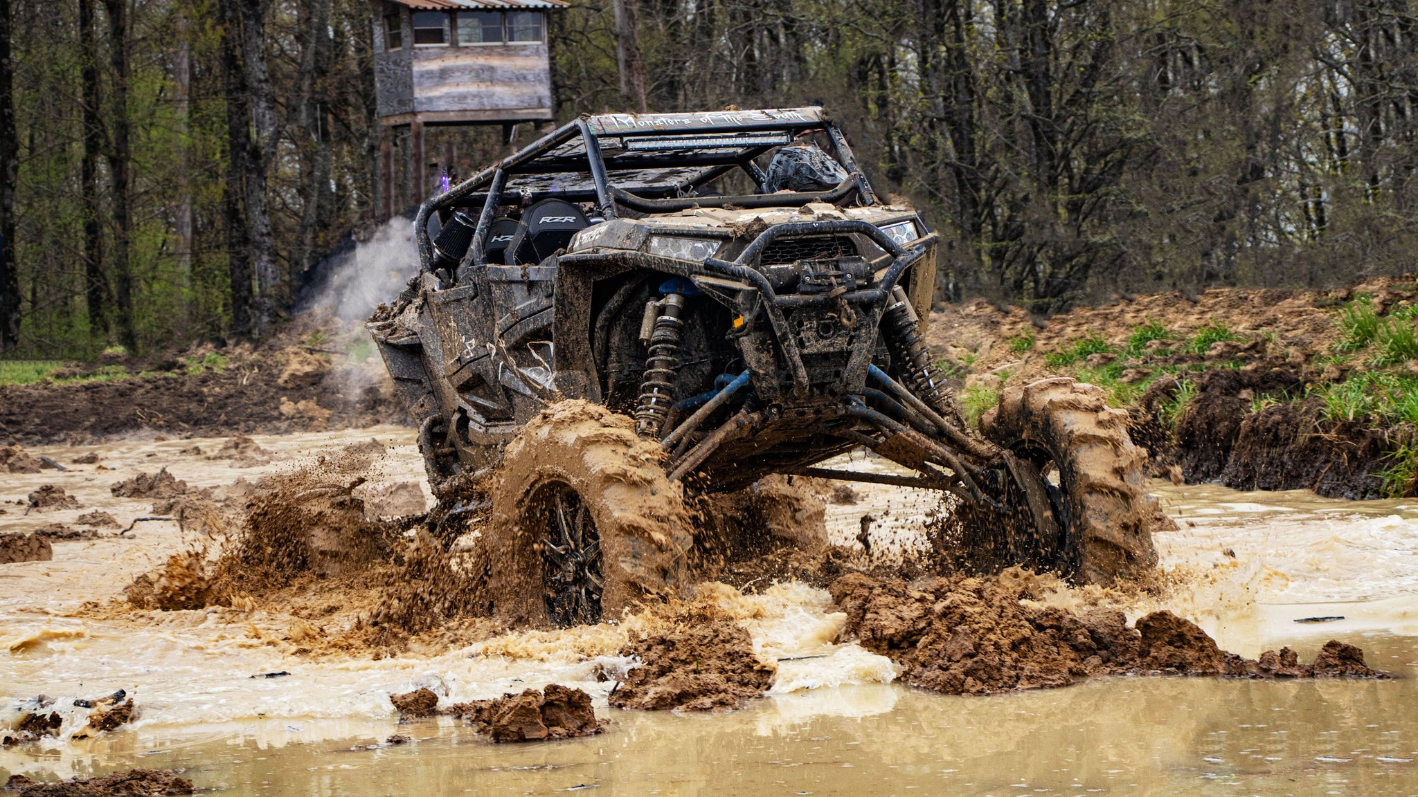 High Lifter Mud Nationals - March 27-31, 2019: Blevins, AR
