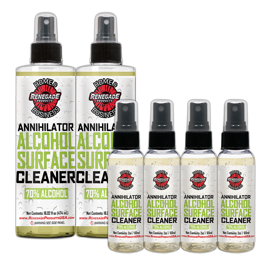 Rebel Annihilator Alcohol Surface Cleaner