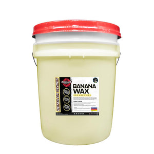 Banana Wax Vehicle Body Wax