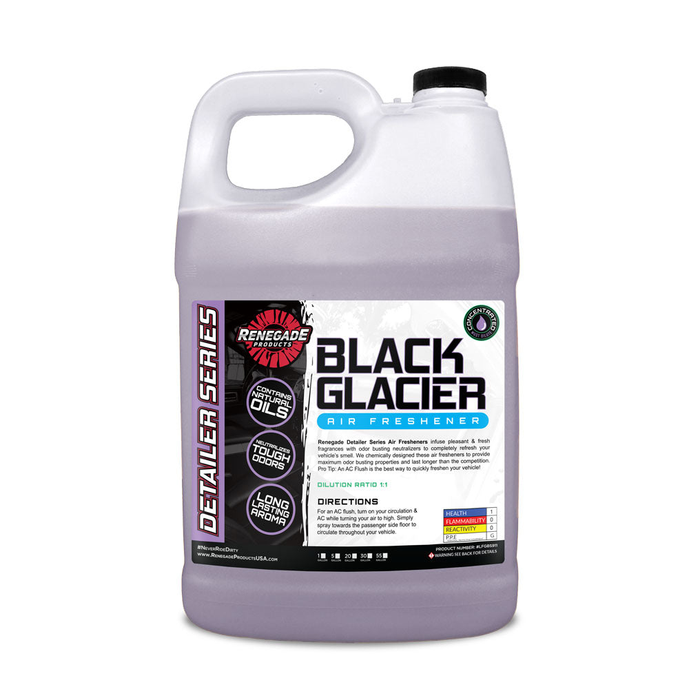 Black Glacier Air Freshener