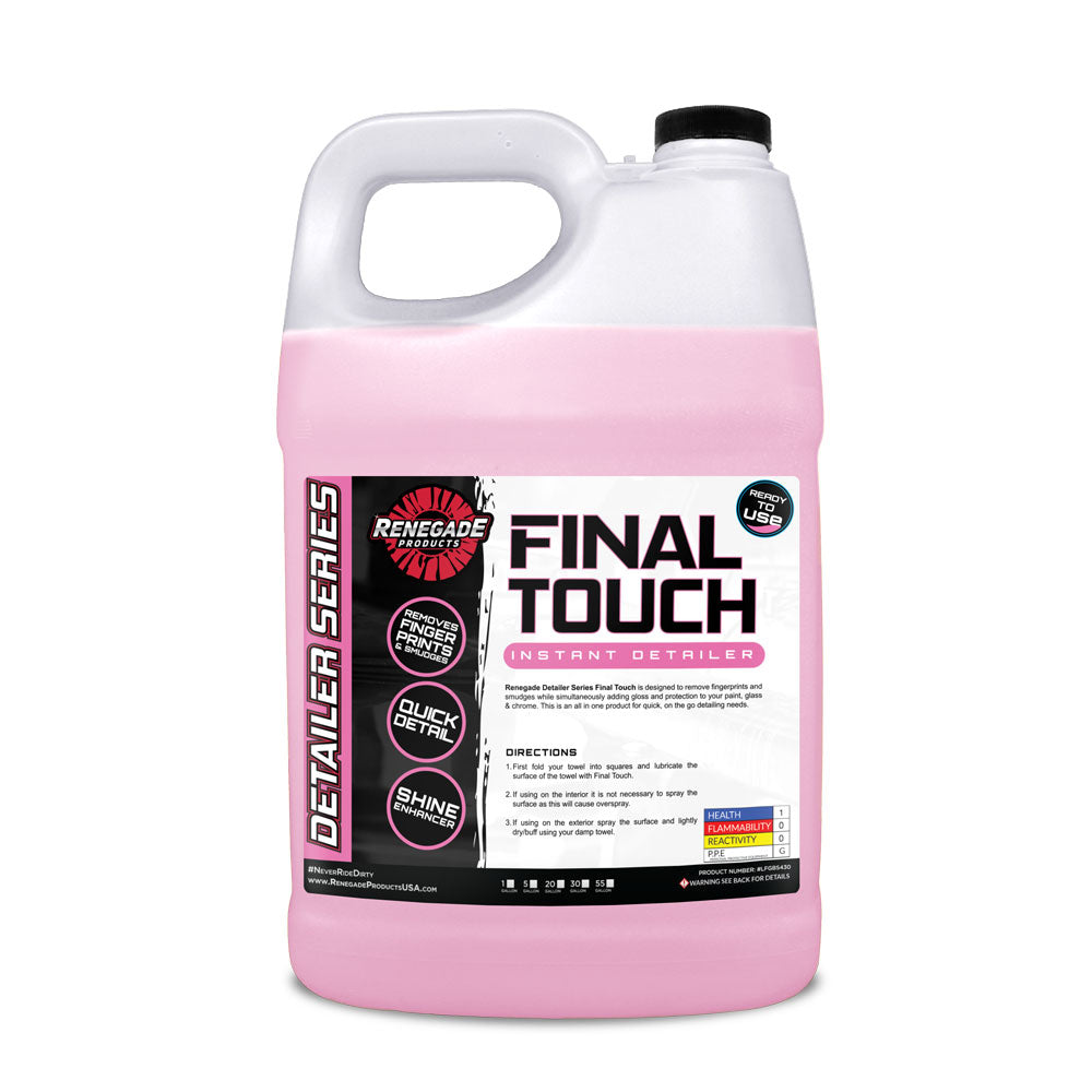 Final Touch Instant Detailer