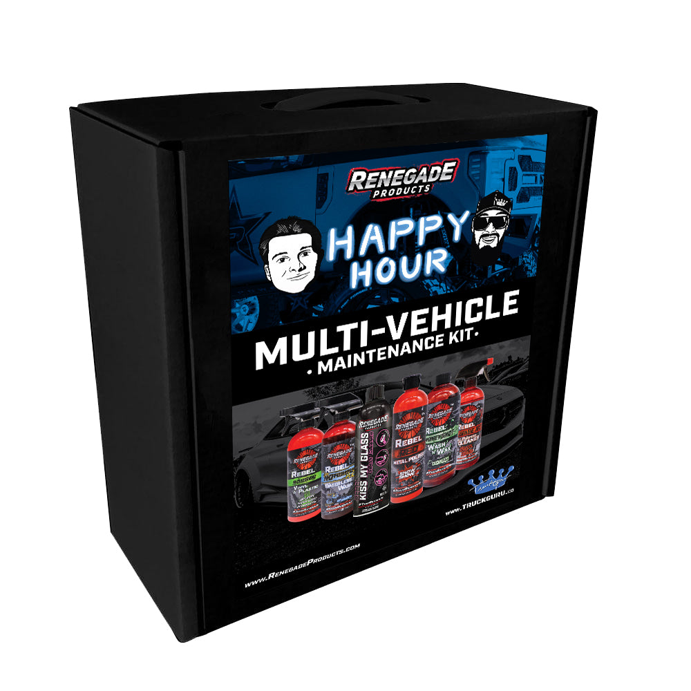 Truck Guru Happy Hour Podcast Multi-Vehicle Maintenance Kit