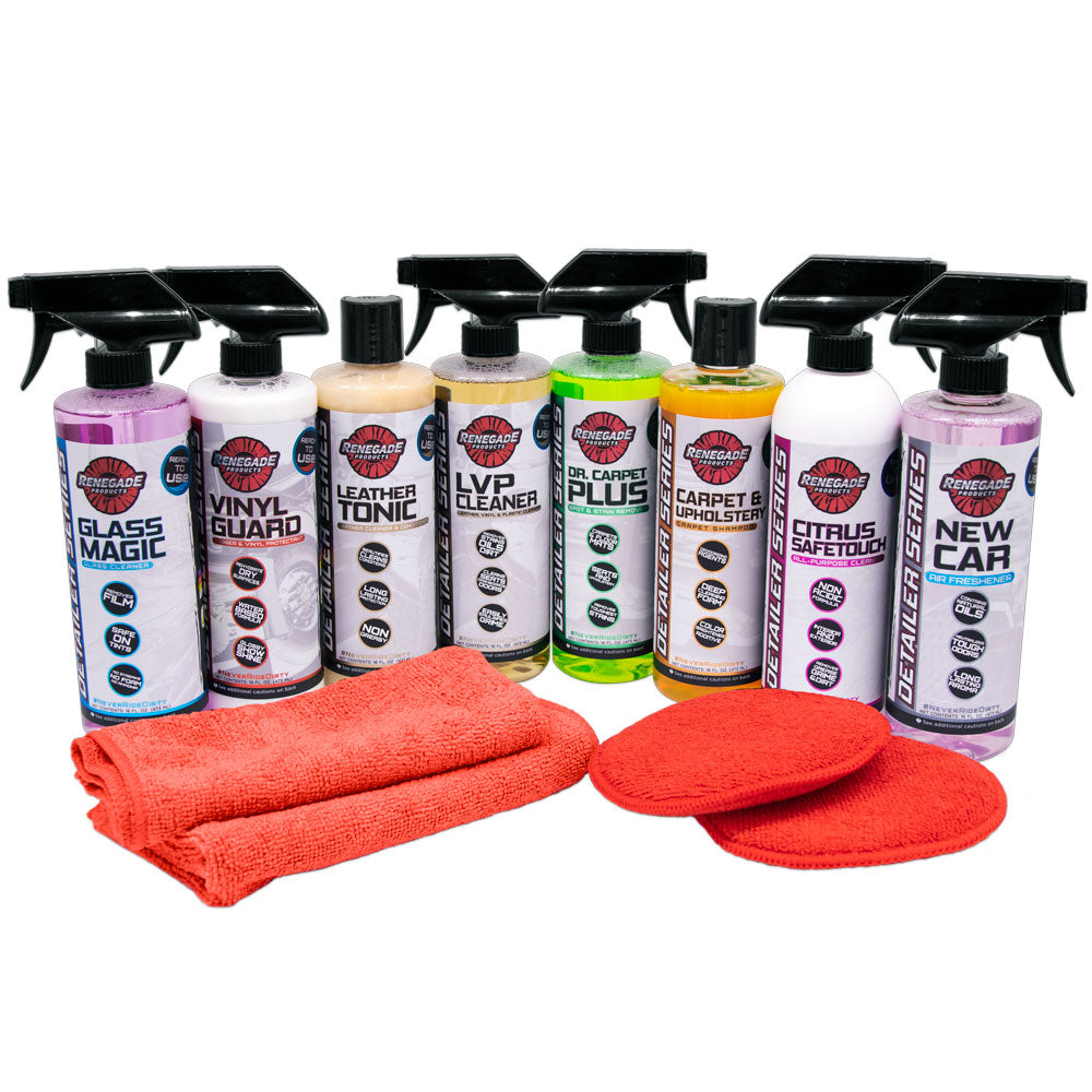Interior Clean Package Kit