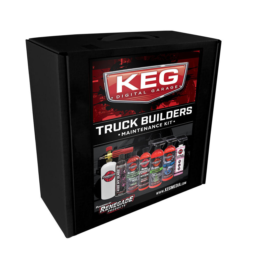KEG Media Truck Builders Maintenance Kit