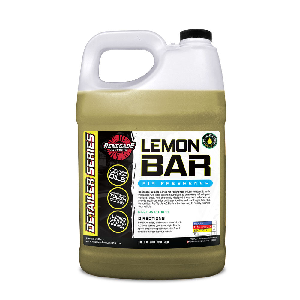 Lemon Bar Air Freshener