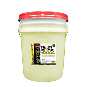 Neon Polish Concentrated Wash & Wax (Yellow)