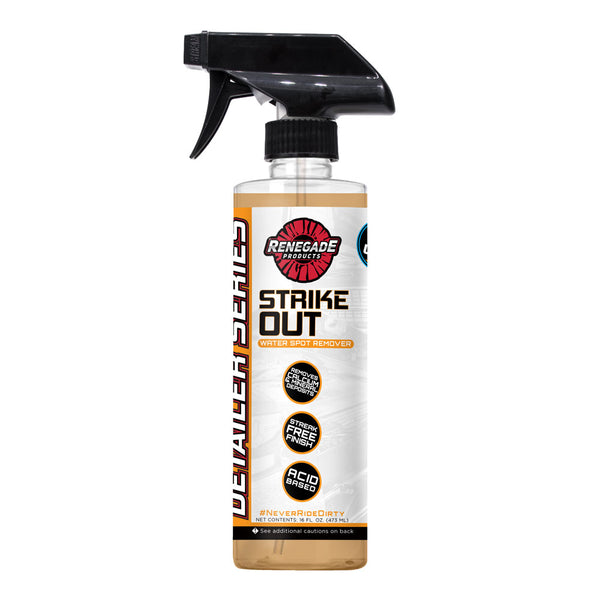 Strike Out Water Spot Remover