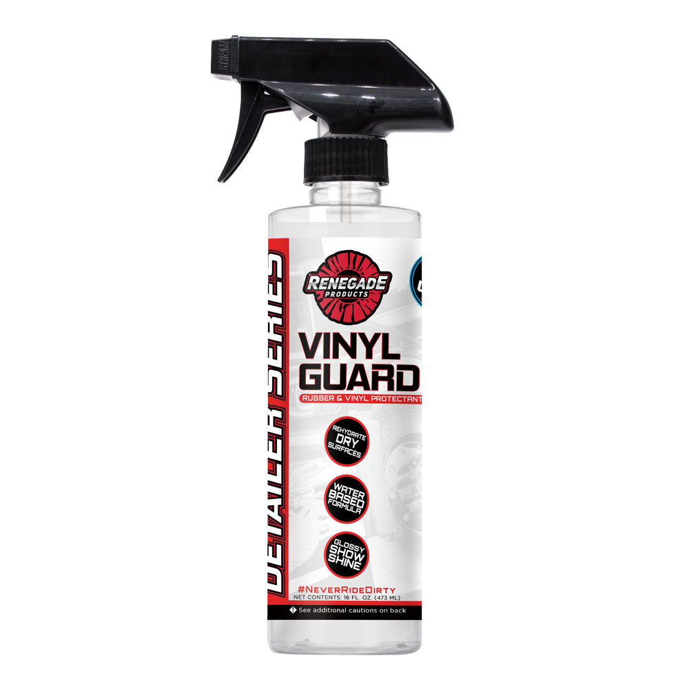 Vinyl Guard Rubber, Vinyl, & Plastic Dressing