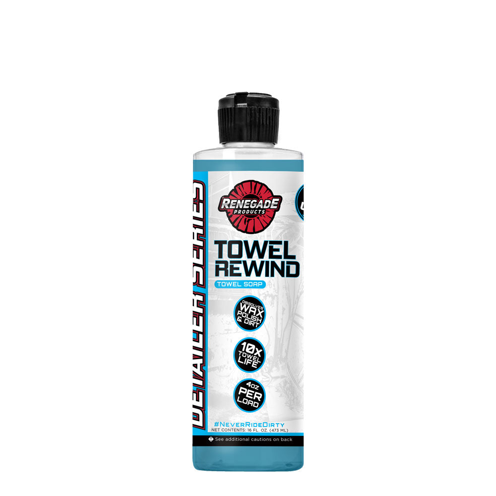 Towel Rewind Towel Soap