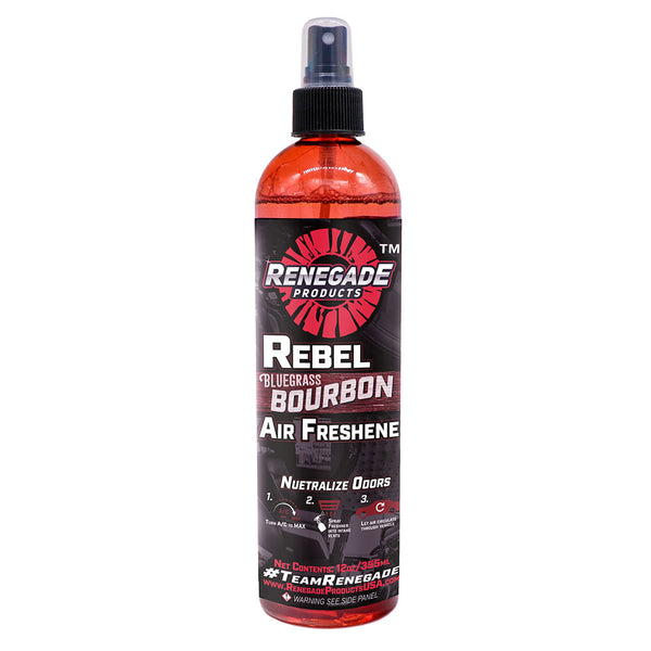 Rebel Bluegrass Bourbon Air Freshener