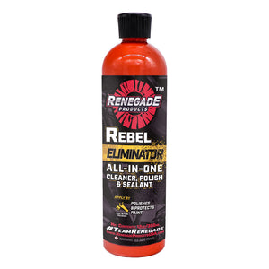 Rebel Eliminator | All-in-One Cleaner, Polish, and Sealant