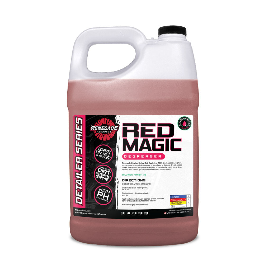 Red Magic Degreaser