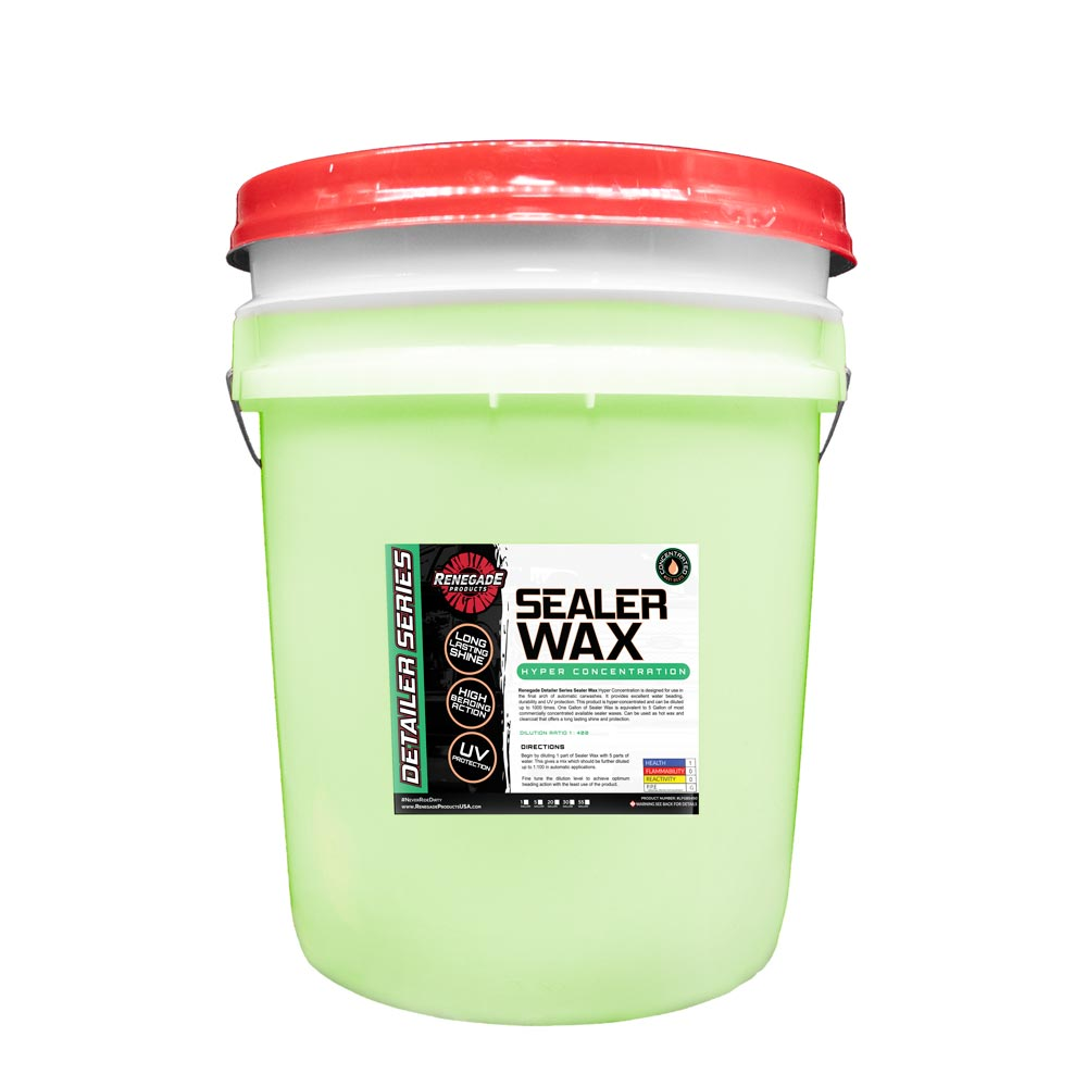Sealer Wax Hyper Concentrate