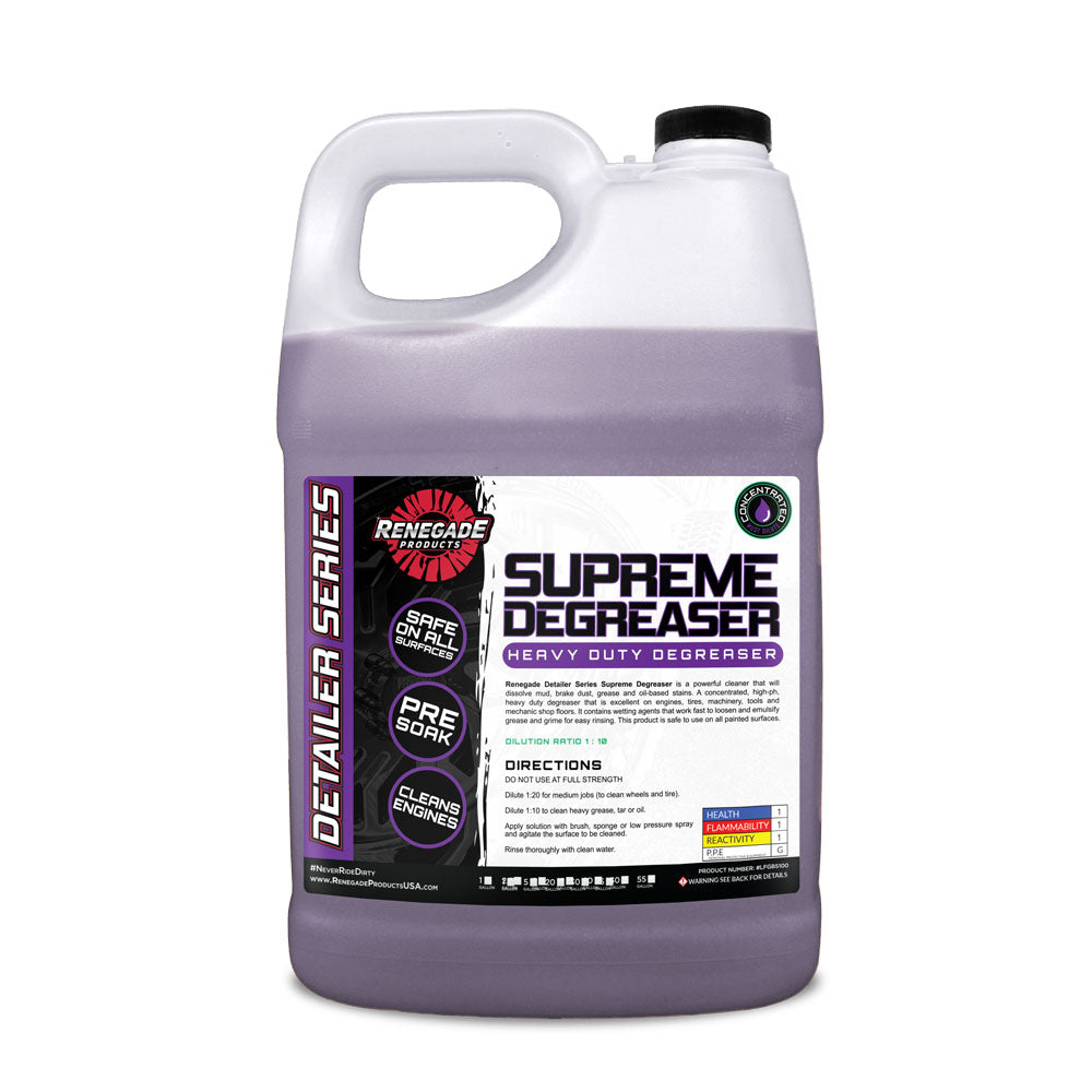 Supreme Degreaser