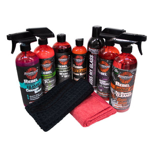 Cummins Cowgirl Detailing Kit