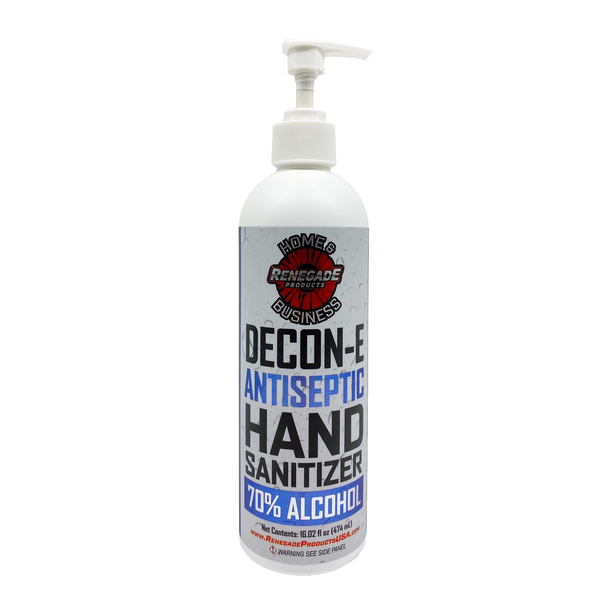 Decon-E Antiseptic Hand Sanitizer Gel (Ethyl Alcohol-Based)