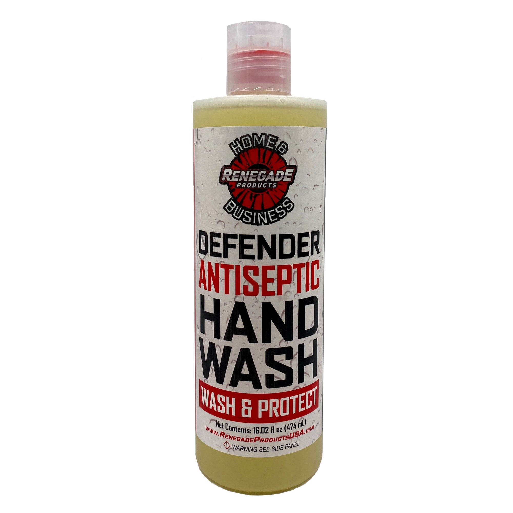Defender Antiseptic Hand Washing Soap