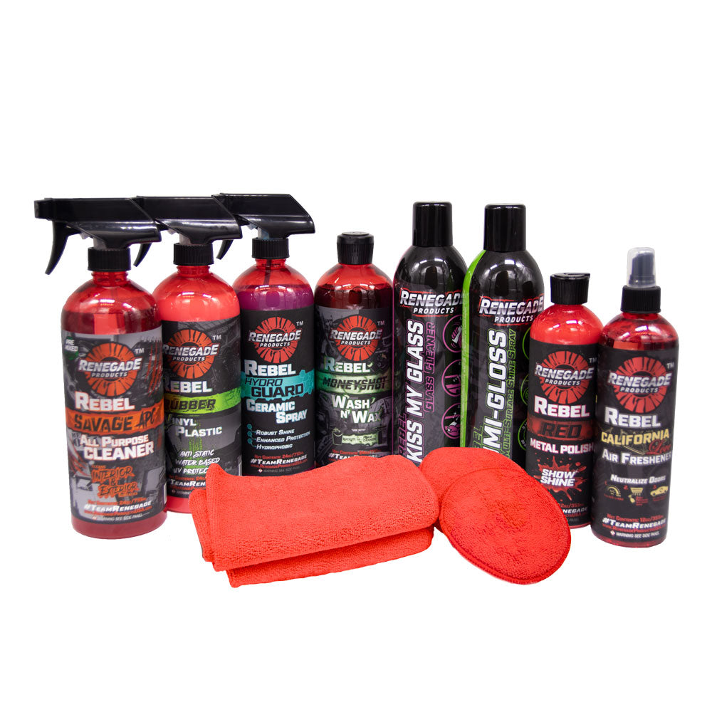 SMG Lifted Truck Maintenance Kit