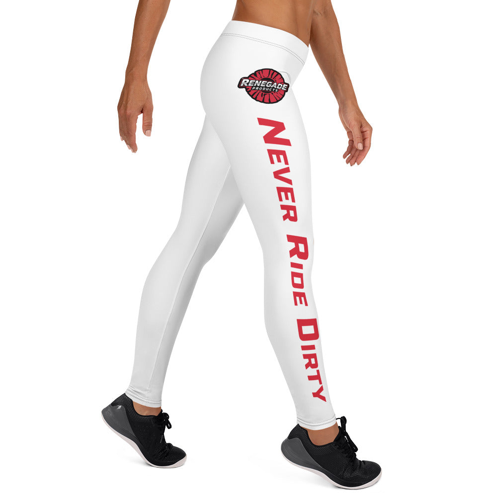 "Renegade ""Never Ride Dirty"" Leggings"