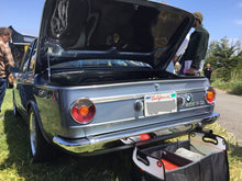 Load image into Gallery viewer, BMW 1600/2002 Short Stainless Steel Rear Bumper