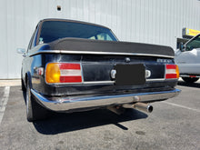 Load image into Gallery viewer, BMW 1600/2002 Long Stainless Steel Rear Bumper