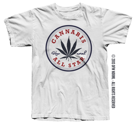 Cannabis All Star T-Shirt