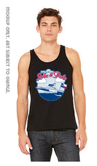 Black Lake and Bake Tank Top