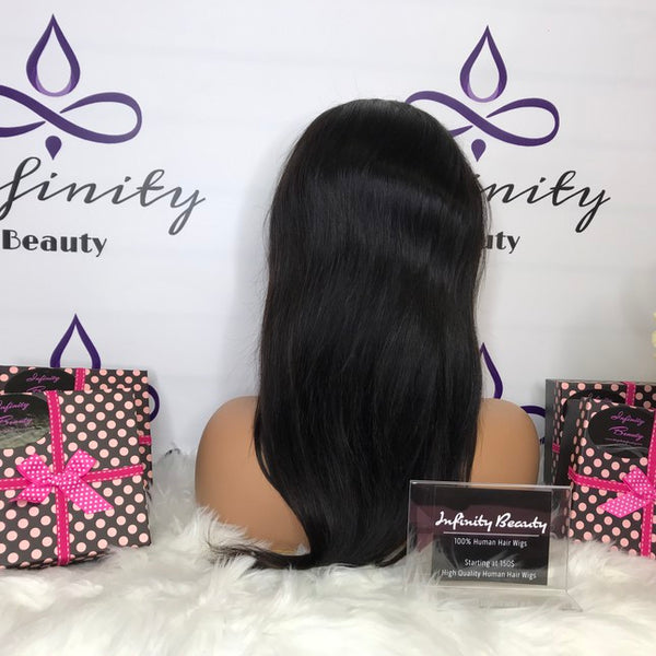 HD Lace Wigs 100% Virgin Human Hair