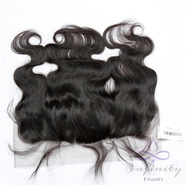 Body Wave 100% Virgin Human Hair Lace Frontal