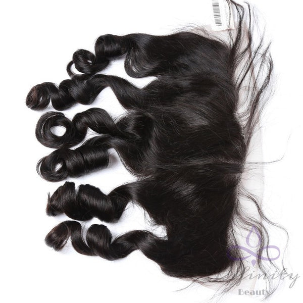 Mink Loose Wave 100% Virgin Human Hair Lace Frontal