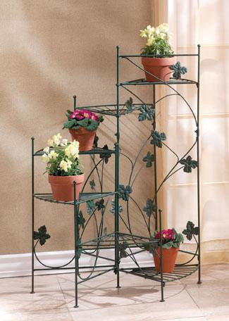 6 Shelved Metal Indoor Plant Stand