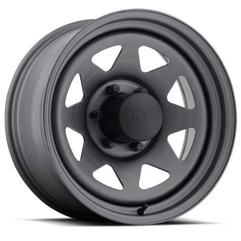 8-Spoke - Stealth (Series 704GM) Special Price