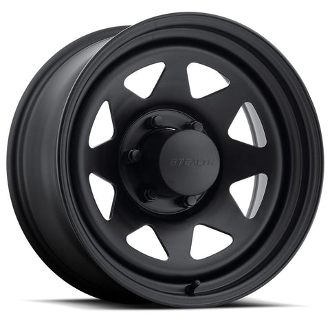 8-Spoke - Stealth (Series 704) Special Price
